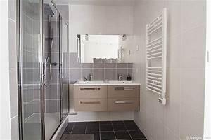 location meublee 1 chambre avenue d39italie paris 13 With salle de bain d appartement