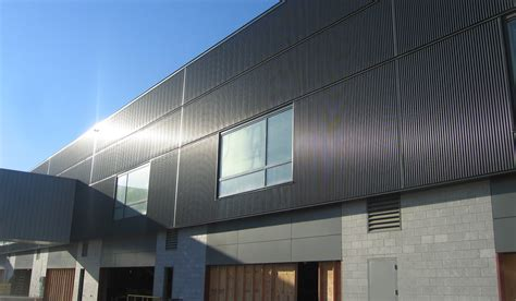 corra lok metal wall panel atas international