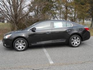 2012 Buick Lacrosse Premium 2 by Buy Used 2012 Buick Lacrosse Awd Premium 2 Leather In