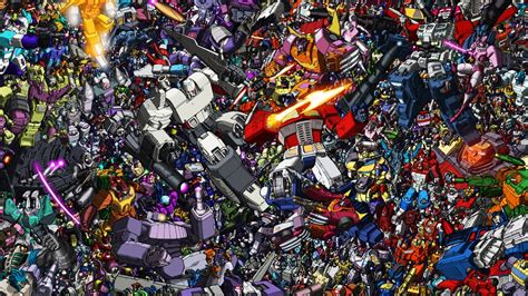 Backgrounds Collage by Hd Collage Of Transformers Desktop Background Hd Wallpapers