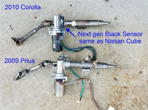 toyota electric power steering eps conversion