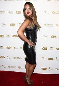 National Christmas Tree Lighting 2019 Pia Toscano Ok Magazine Pre Grammy Party In Hollywood