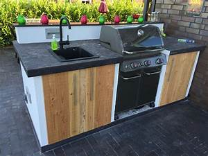 grillkuche klein aber fein grillforum und bbq www With garten planen mit balkon grill weber