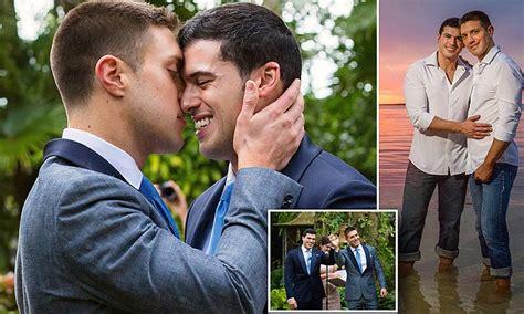 ABC's Gio Benitez marries lifestyle blogger Tommy DiDario
