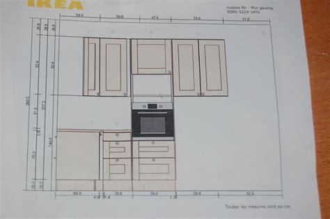 hauteur d un meuble de cuisine maison design modanes com