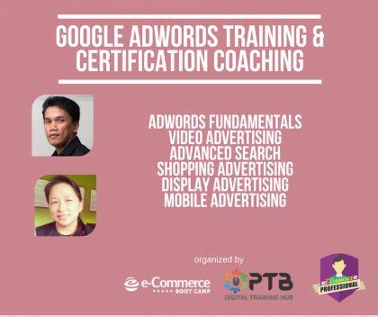 Free Adwords Course by E Commerce Entrepreneurs Summit Manila 2014 Ecomsummit