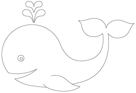 whale template get whale soon