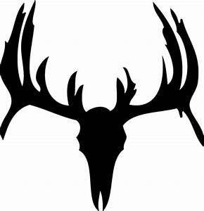 deer skull wall decal 3 custom wall graphics With awesome deer decals for walls