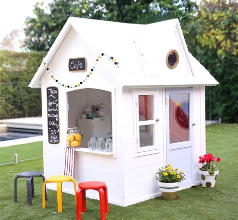piper cubby house by hipkids wooden cubby houses