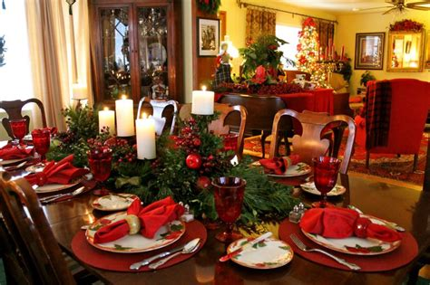 amazing creative christmas dining table ideas