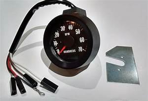 Blinker Tachometer 67 Chevy Chevelle Malibu El Camino 6000