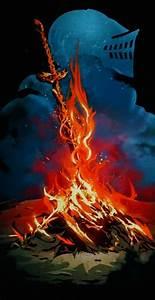 Dark, Souls, Bonfire, Wallpaper, By, Mastertit, -, 5a