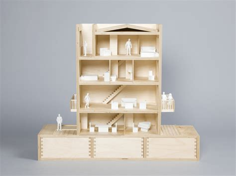 Dollhouses Designed By Architects by 20 Fantastic Dollhouses Designed By Architects Wired
