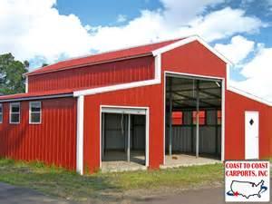 Metal Building Barn Homes