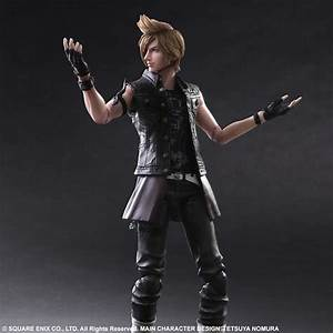 Play Arts Kai Final Fantasy XV Figures - The Toyark - News