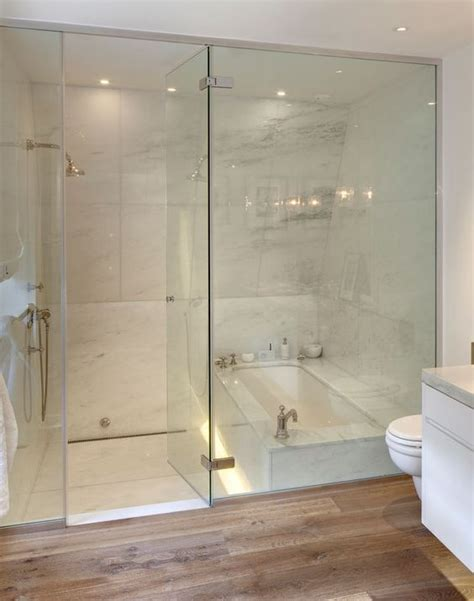 shower combined with tub done well dos architects i d end