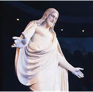 Jesus Christ Resurrection Statue