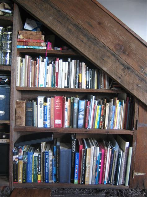 the stairs bookcase the endless bookshelf simply messing about in books by henry wessells shelves
