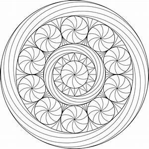 Spirale Zum Rohrreinigen : abstrakte k rbisse oder spirale als mandala f r halloween mandala ~ Eleganceandgraceweddings.com Haus und Dekorationen