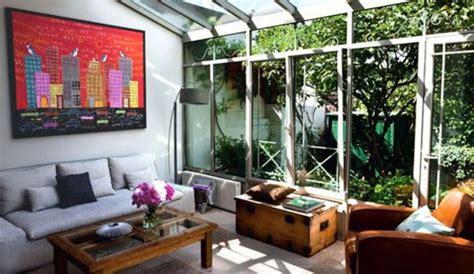 véranda fer forgé veranda maison de ville veranda et abri jardin