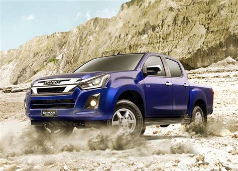 Isuzu D Max Picture by Isuzu D Max Blue Power 4 Isuzu Philippines