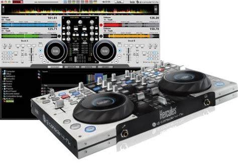 dj console 4 mx hercules dj console 4 mx with soundcard dj