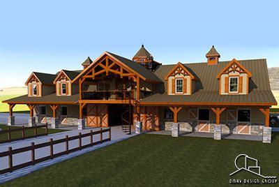 Horse Barn Apartment Plans