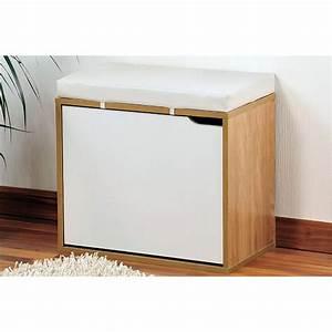 Meuble A Chaussure Banc : meuble de hall d entree 14 banc entree range chaussures modern aatl ~ Preciouscoupons.com Idées de Décoration