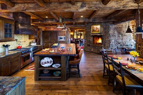 rustic kitchen decor ideas top 10 beautiful rustic kitchen interiors for a warm cooking experience