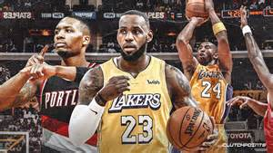 Trail Blazers vs Lakers Live NBA basketball - Live Stream ...