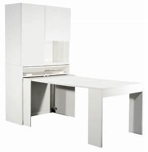 Meuble de cuisine avec table escamotable Maison et mobilier d'intérieur