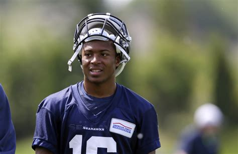 seahawks training camp notebook tyler lockett  good bet