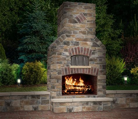 outdoor fireplaces pizza ovens photo gallery outdoor