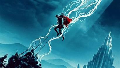Thor Ragnarok Artwork Wallpapers Digital Superheroes 4k