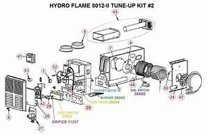 Atwood Furnace Model 8012