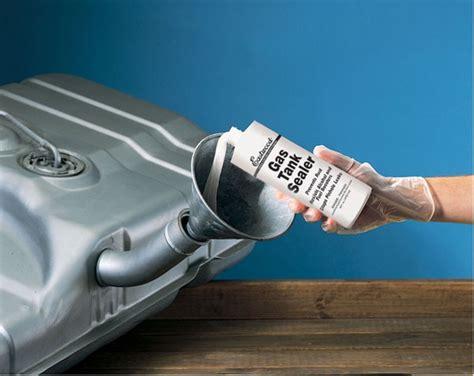 Gas Tank Sealer Kit For Cars