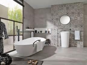 salle bain avec carrelage noir tag vvcom hexagonal motif photos salles bathroom
