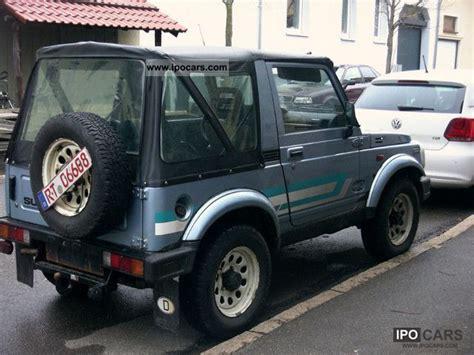 old car owners manuals 1989 suzuki sj parental controls 1989 suzuki sj samurai deluxe original km car photo and specs