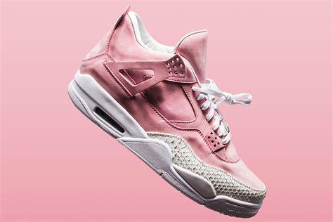 How To Buy Shoe Surgeon's Custom French Rose Air Jordan 4
