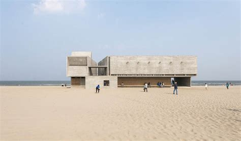 Seashore Library  Vector Architects  Architecture Lab