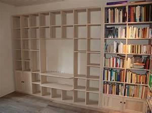 Construire Une BibliothQue Murale AQ17 Jornalagora