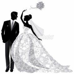 Beautiful bride and Groom Just married! Bride is wearing ...