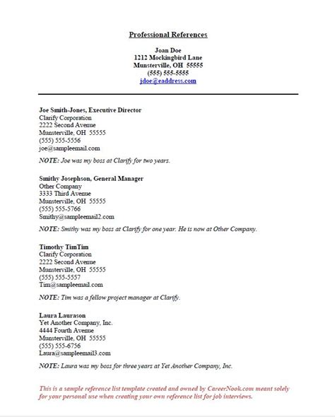 25 best ideas about reference letter on work