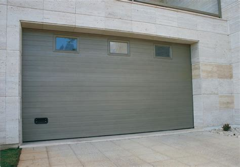 porte de garage sectionnelle horizontale motoris 233 e 224 bas prix 224 arles portes de garages et