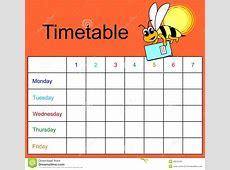 Timetable stock vector Image of meadow, animal, humor