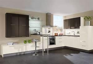 Holzdielen In Der Küche : k chen k chenfronten in braun erdfarben ~ Markanthonyermac.com Haus und Dekorationen