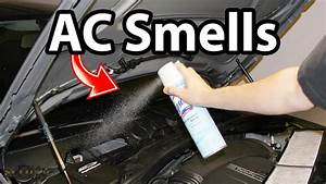 How To Remove Ac Smells In Your Car  Odor Life Hack