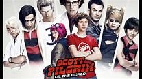 Scott Pilgrim vs. The World - Movie Review - YouTube