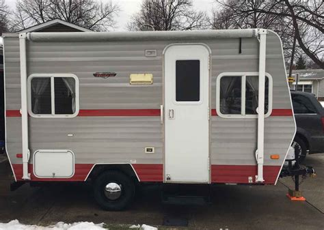 riverside rv retro  travel trailer  ohio
