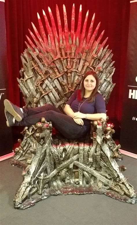 sat   actual iron throne  game  thrones heres     business insider